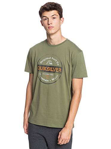 Quiksilver™ from Days Gone Tshirt for Men Tshirt Männer S Grün