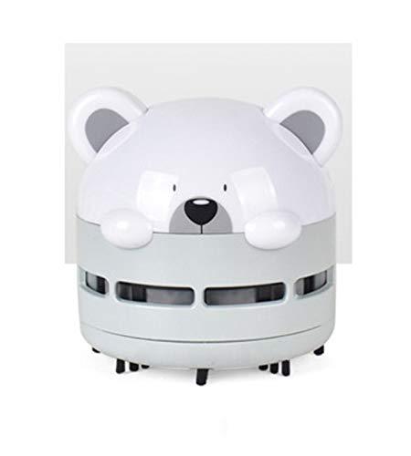 WUYANZI Mini Auto Aspirumeer Desempájaro de Carga USB Portátil Portátil Polvo Vacum Aspiradora Aspirador Interior Aspirateur para Coche (Color : Grey)