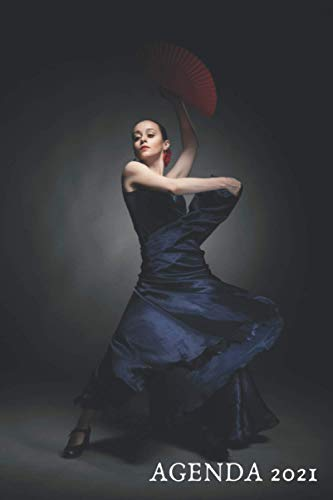 AGENDA 2021: Planificador semanal para estudiantes y profesionales – Sept 2020 hasta sept 2021 - Calendario mensual – 2 paginas para cada semana - ... de regalo para un(a) apasionad@ de la danza.