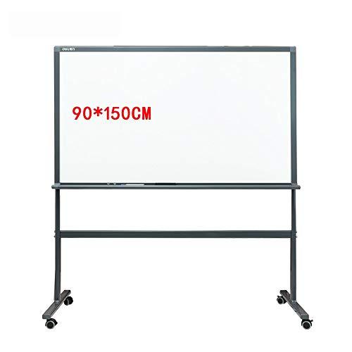 CHENSHJI whiteboard whiteboard beschikt over vier wielen van gehard glas platen kantoor verhoogde stahulpmiddelen tekenen