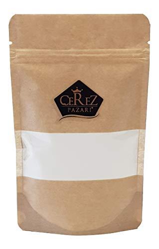 Cerez Pazari Baking Powder - Aluminum Free, Non-GMO, Gluten Free, Vegan Double Acting Baking Powder in Resealable Bag 5.29oz - 150g