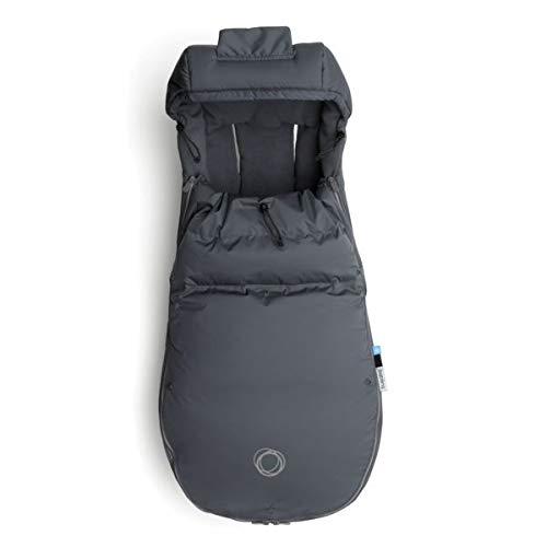 Bugaboo Ganzjahresfußsack High Performance - Universal-Fußsack mit herausnehmbarem Winter-Einsatz - wasserabweisend, winddicht & atmungsaktiv