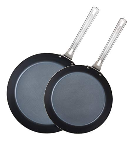 Viking Culinary 40341-1182-1012 Skillet and Frying Pan, Multiple, Black