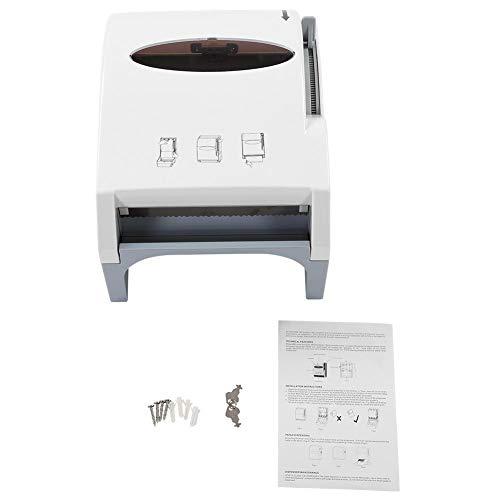 EBTOOLS Rollenpapierspender Toilettenpapierhalter Handtuchspender Papierhalter Multifunktions Aufbewahrungsbox für den gewerblichen Heimgebrauch, Wandhalterung, 26,5 * 32,8 * 22,5 cm