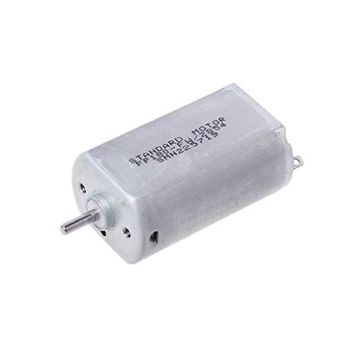 1PCS DC 3V 6V 9V 12V 130 MOTORE 3000 giri al minuto per fai da te elettrici Auto Giocattolo fan di piccole dimensioni