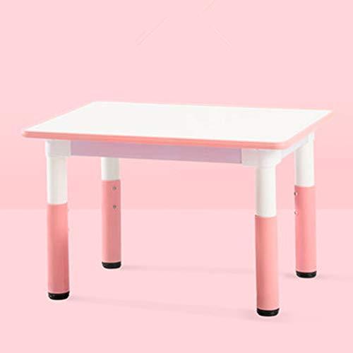 Table pour enfants Enfants Les enfants en plastique Table forte Table bébé Petite table Jouet jeu plastique des ménages Kindergarten Table des élèves Tableau ( Color : Style3 , Size : Free size )