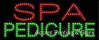 Spa Pedicure Ledサイン( High Impact、エネルギー効率的な)