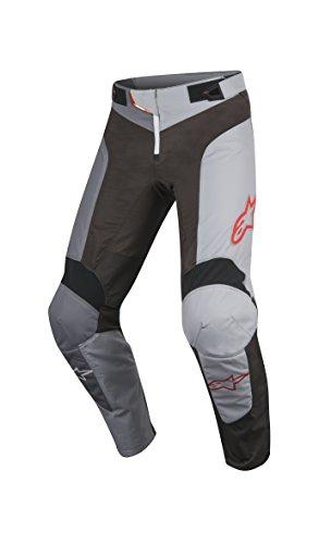Alpinestars - Lange Radsport-Hosen für Jungen in Schwarz / Grau, Größe 24