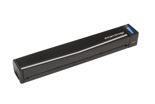 Cheapest Price! Fujitsu ScanSnap S1100 CLR 600DPI USB Mobile Scanner (PA03610-B005)