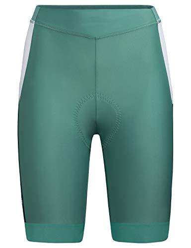Vaude Advanced Pants Iii Fietsbroek voor dames, met functioneel zitkussen