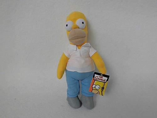 Homer Simpson Plüsch Plüschfigur Teddy Stofftier Kuscheltier 38cm Simpsons