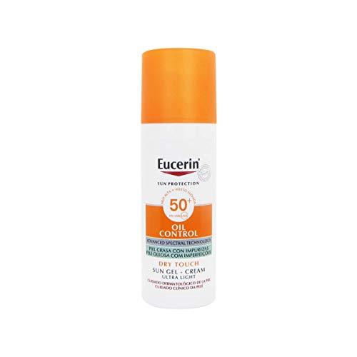 Sun crème gel toucher sec 50+ 50 ml