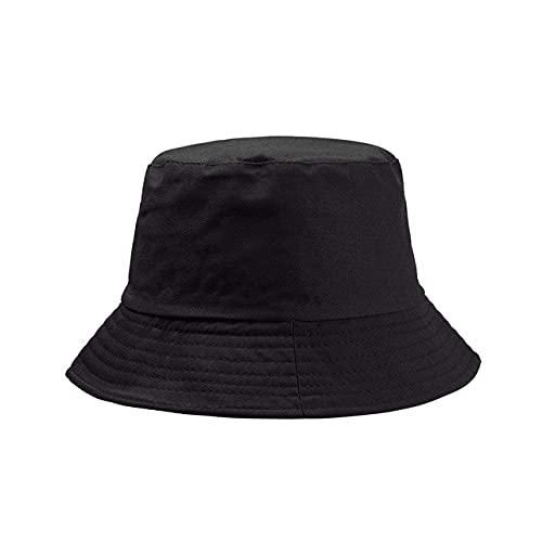 WYZQ Sombreros para el Sol Plegables, Margaritas Sombrero de Cubo Playa Sombreros para el Sol Margaritas Casuales de Doble Cara Gorra de Pescador Sombrero de protección Solar al Aire Libre, so