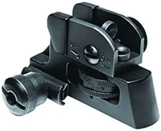 Green Blob Outdoors Match Grade Detachable Rear Sight with Full Range Windage and Elevation Adjustment
