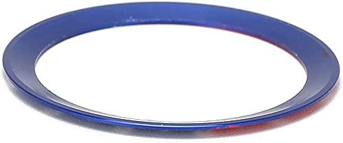 HUANYARI Metall-Lünette dauerhafte Aluminium-Blende-Blende, modisches Licht für Uhr für Watch-Ersatzteile für Watch-Blende für Watch-Zubehör Evolutions