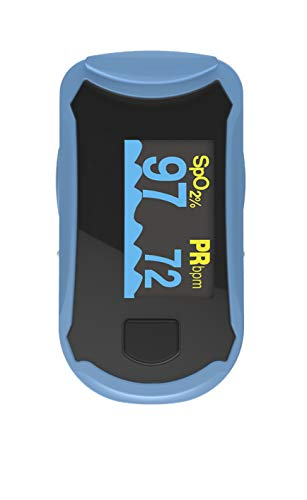 Concord Fingertip Pulse Oximeter with Lanyard