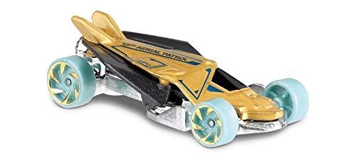 Hot Wheels HW Metro Airuption (Gold)