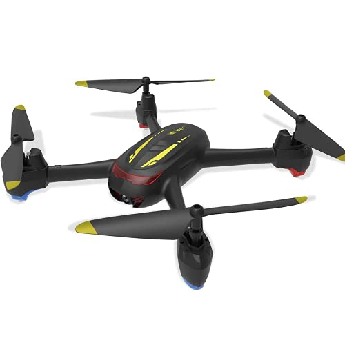 HR SH2 Drone with 1080P HD Camera,FPV Drone for Adults Beginner 30 Mins Flight Time (Black)