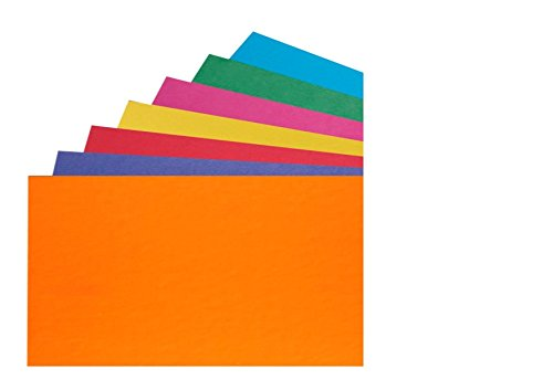 House of Card & Paper A2 Karton 220 g/m² – Schwarz (50 Blatt)