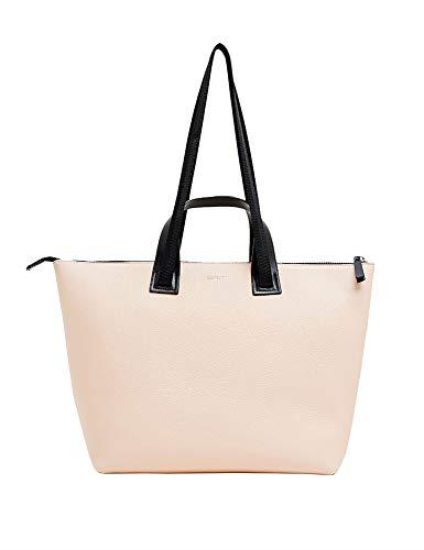 ESPRIT Damen Handtasche Tasche Shopper Lena shopper Rosa 019EA1O040-685