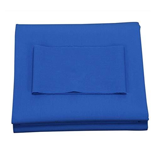BENOHAOH Kollegierte Billardtisch Fast Tuch für 6ft 7ft 8ft 9ft High Speed Billard Tuch Filz Billard Tuch Billardtisch Filz (Color : FC P Blue 6ft)