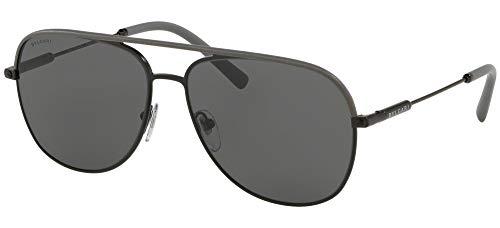Bvlgari BV5047Q GREY/MATTE BLACK (128/87) - Gafas de sol