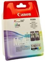 Canon 2970B010cartucho de tinta, PG-510/CL-511Multipk