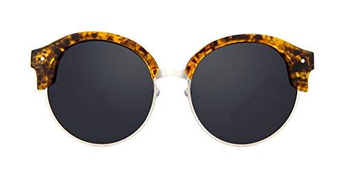 Maltessa Cat (Carey) - Gafas de sol para mujer. Lo último en moda eyewear