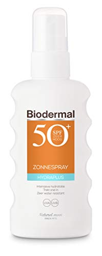 Biodermal Zonnebrand - Hydraplus Zonnespray SPF 50 - 175ml
