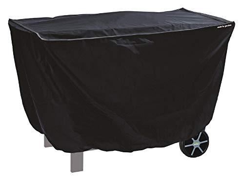 Housse de Protection pour Plancha à Poser / Desserte - Rectangulaire - Dimensions : L 125 cm x P 60 cm x H 80 cm - Cook'in Garden
