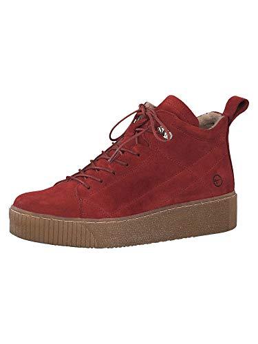 Tamaris 1-1-25258-23, Zapatillas Mujer, Rojo (Brick 540), 37 EU