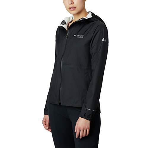 Columbia Sportswear Damen Rogue Runner Wind Windjacke, Black, XS