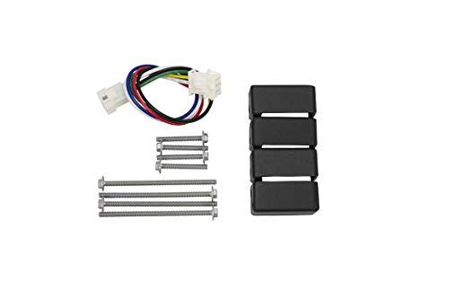 Furrion C-Rooftop AC Unit Conversion Kit, Black