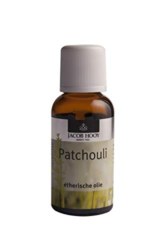Jacob Hooy Patchouli Olie, 30 ml