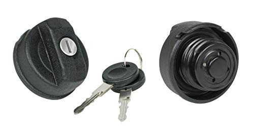 Tankdeckel für Volkswagen Caddy 1995–2004, Golf 1992–2009, Transporter T5 2003–2009, Beetle 1998–2010, Passat 1988–2011, Polo 1994–2000. 9|, TOUA! REG |2002-2010|, Touran |2003-2010|