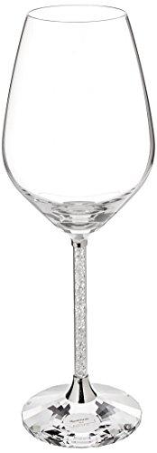 スワロフスキー『CRYSTALLINE ワイングラス(2脚セット)』