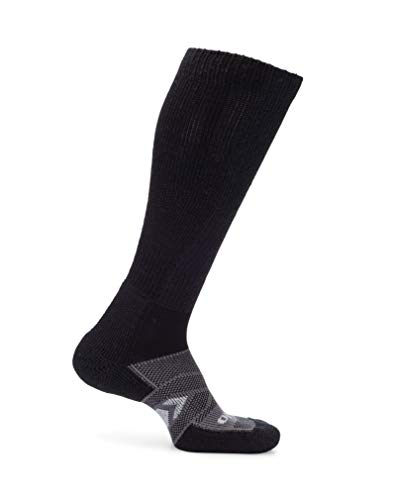 Thorlos Unisex Adult's 12 Hour Shift Thick Padded Over-The-Calf Work Socks,...