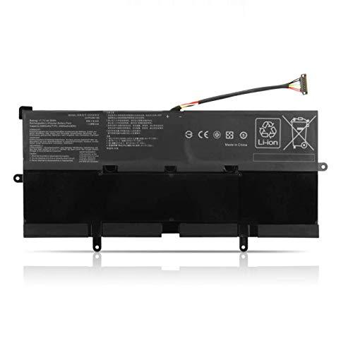 K KYUER C21N1613 Laptop Batterie pour ASUS Chromebook Flip C302CA C302CA-DH75-G C302CA-DH54 C302CA-DH75 C302CA-DHM3-G C302CA-DHM4 C302CA-GU001 C302CA-GU009 GU006 GU005 GU010 GU003 C302CA-1A C21PQC5
