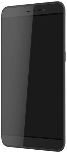 mächtig der welt Coolpad Porto S (12,7 cm (5 Zoll) IPS-Bildschirm, 8 GB, Android 5.1) dunkelgrau