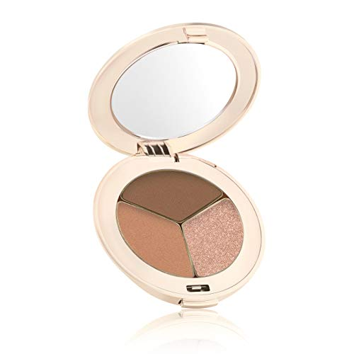 Jane iredale Triple Eye Shadow, Triple Cognac, per stuk verpakt (1 x 2,8 g)