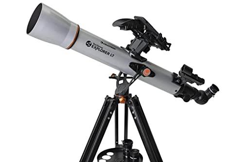 Celestron StarSense Explorer LT 80AZ Smartphone App-Enabled Telescope