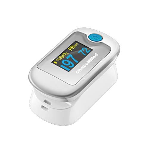 特定保守管理医療機器メーカー2年保証 パルスオキシメーター シリコンカバー 収納袋付き CN330 血中酸素濃度計 脈拍 在宅医療 健康家電 日本製と同規格