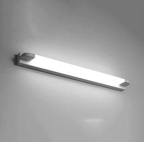 Muurverlichting licht badkamer-wandlamp combo spiegelkast milieuvriendelijk hoge efficiëntie tentoonstelling ijzer, acryl wandstaal