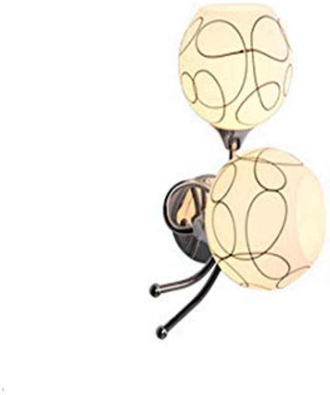 Chandelier Glass Wall Light, Modern Creative Silber Metal Decorative Sconce For Living Room Balcony Lighting