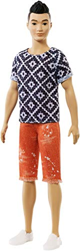 Barbie Ken Fashionistas Doll 115, Boho Hip