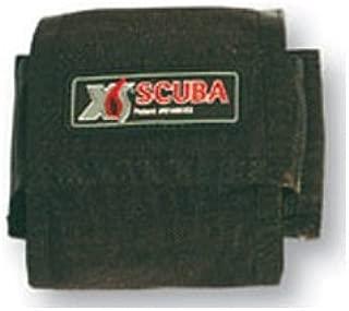scuba tank weight pouch