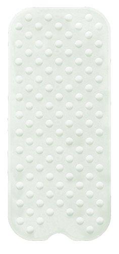 Kleine Wolke Formosa, Alfombra de baño, 40x 90cm, Color Blanco
