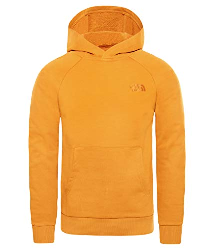 The North Face Raglan s Sweat à Capuche, Weathered Orange, XL