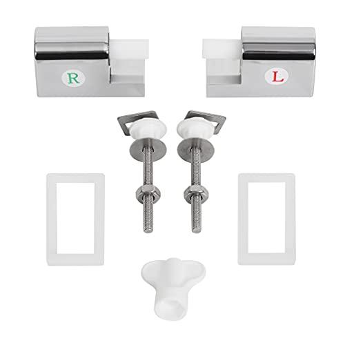 WOLTU EZT-WS2300,Duro Toilettensitz WC-Sitz Zubehör Absenkautomatik soft close, Ersatzteil Absenkautomatik-Nabe + Schraubeset