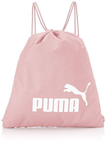 PUMA Phase Gym Sack Mochila con Cordones, Unisex Adulto, Rosa, Talla Única